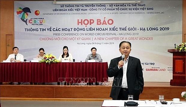 quang ninh to host world circus festival