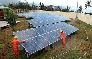 ministry of industry and trade asks for supplement license of solar and wind power