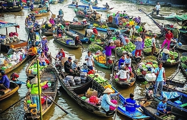 travel mart in can tho to promote mekong deltas tourism
