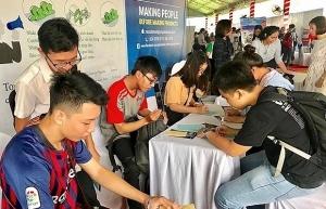 hcm city sees 26000 job vacancies in november