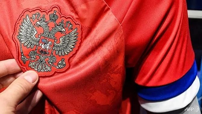 russia snub new adidas shirts with upside down flag
