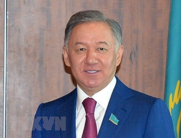 kazakhstans lower house leader starts official visit to vietnam