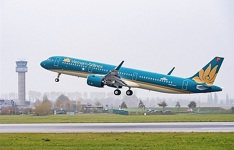 vietnam airlines to launch ha noi macau route next month