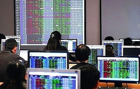shares open new week on negative note