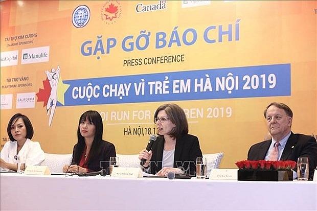 hanoi run for children 2019 to kick off in december