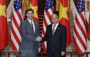 pm vietnam highly values comprehensive partnership with us
