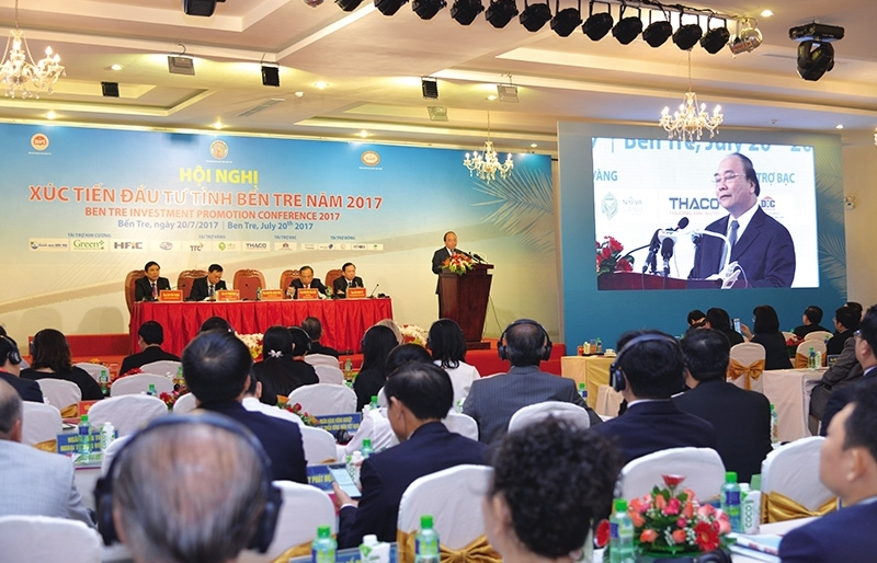 ben tre endeavouring to improve business climate