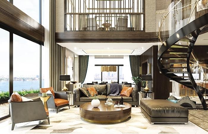 five star west lake displaying new luxury dwelling standards
