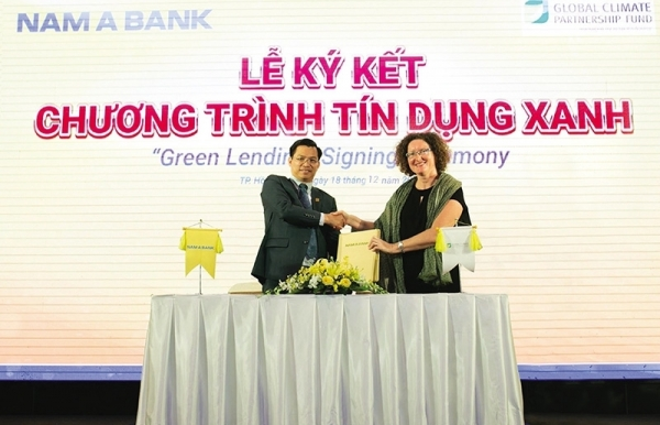 banks spur green credit for sustainable development