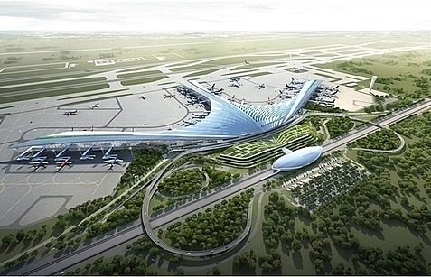resolution on long thanh international airport approved