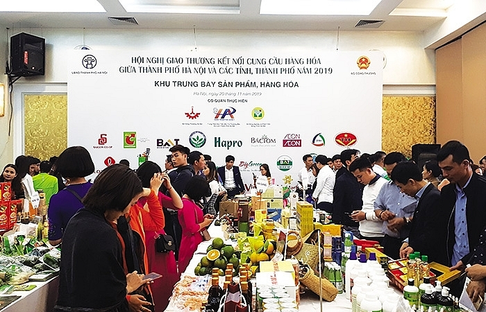 hanoi giving strength to nations agri goods