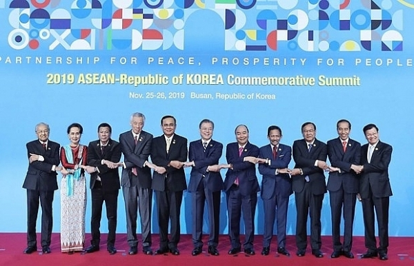 pm concludes trip to rok for summits official visit