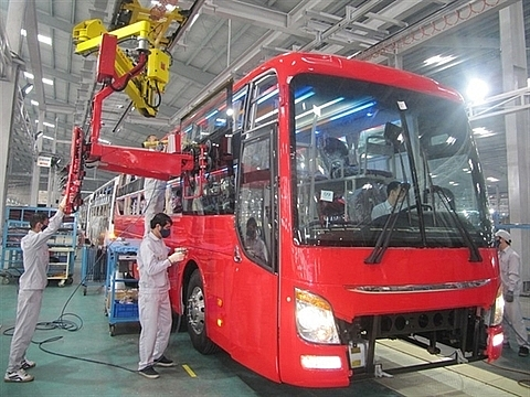 local automobile manufacturers ask for more support