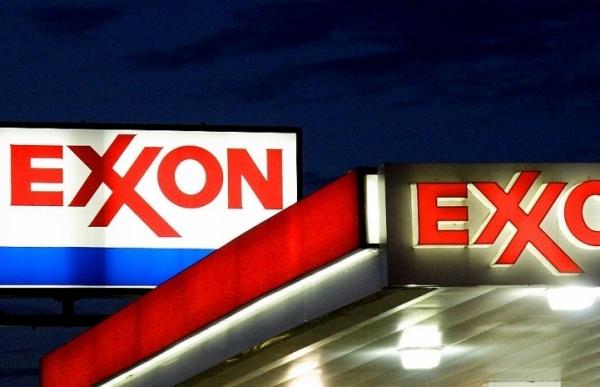 exxon mobil chevron again report losses on low oil prices