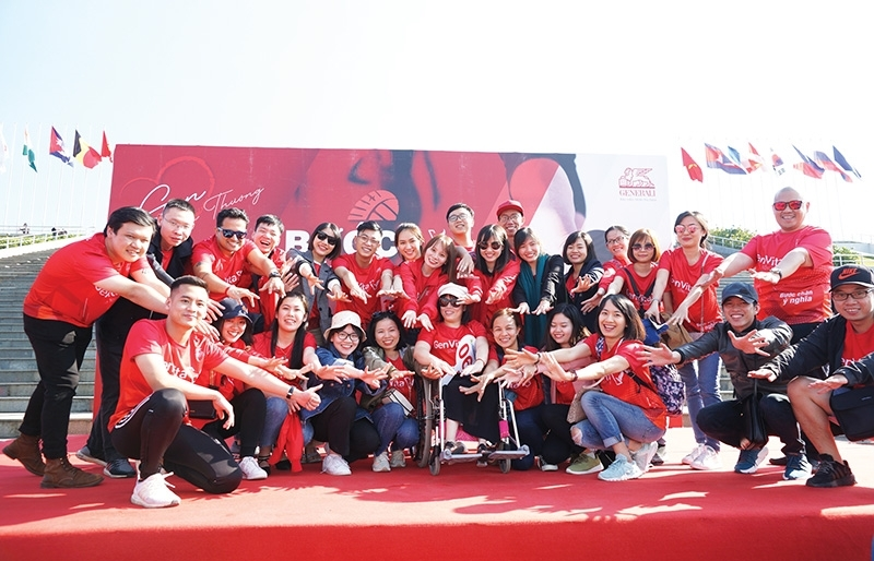 generali vietnam bestowed happy workforce honour