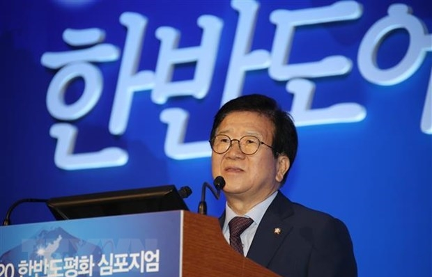 rok na speaker hopes for stronger ties with vietnam