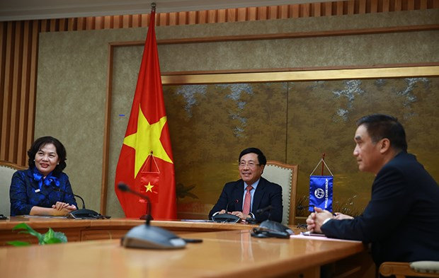 wb ready to cooperate with vietnam in different fields managing director of operations