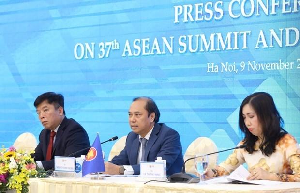 37th asean summit related meetings on horizon