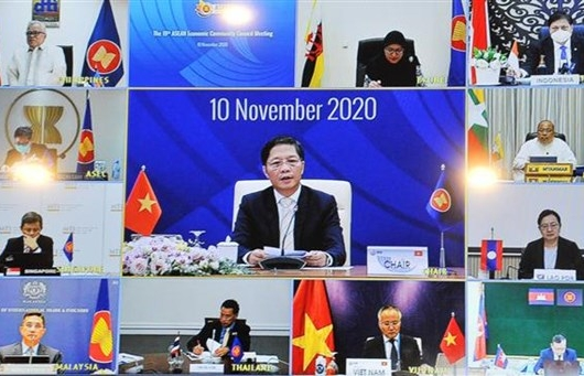 implementation of vietnams initiatives to asean economic community reviewed