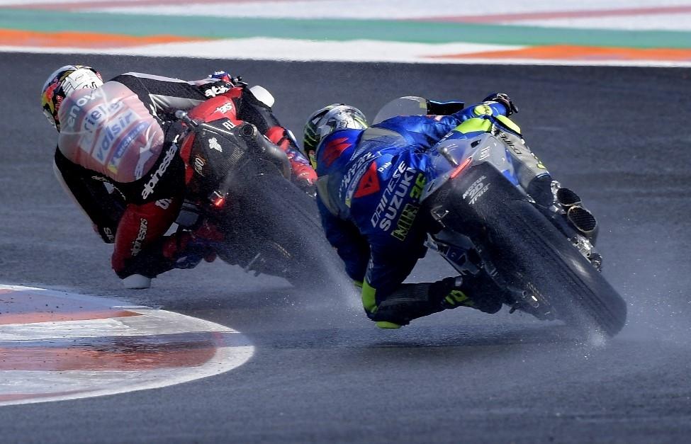 dovizioso to sit out 2021 motogp season