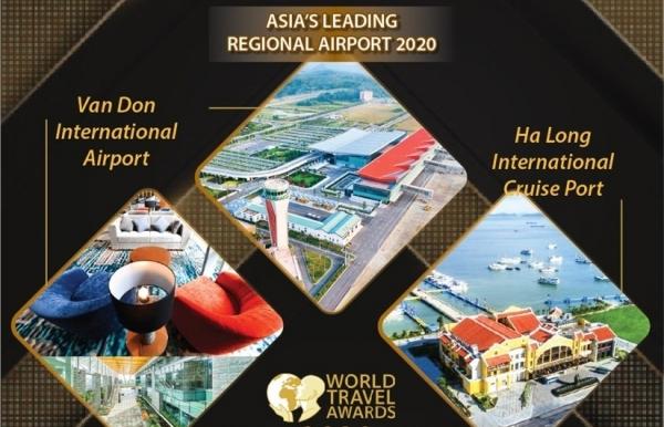 quang ninh wins big at world travel awards 2020 infographics