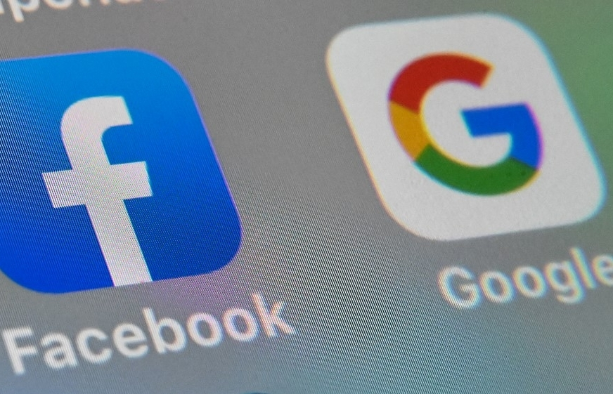 facebook google extend political ad ban amid misinformation rise