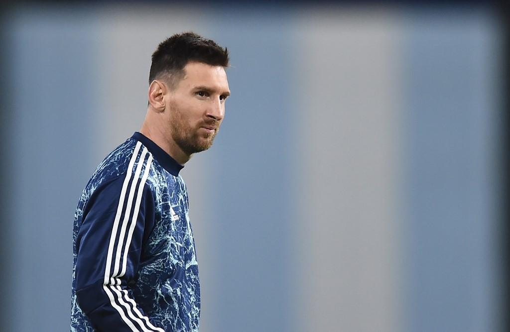 messi denied as argentina held by paraguay in world cup qualifying