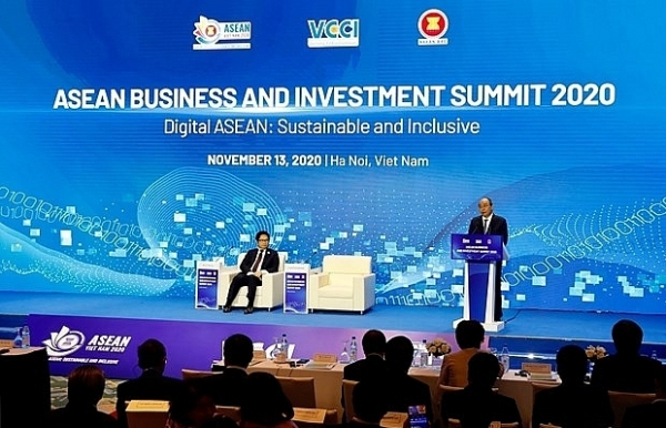 digital asean in spotlight at business investment summit