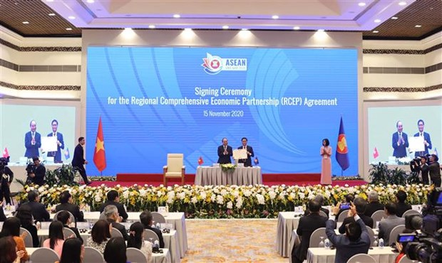 regional comprehensive economic partnership agreement signed after years of talks