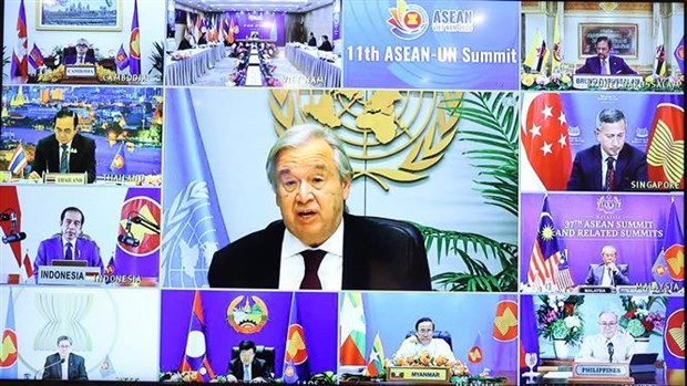 asean un comprehensive partnership grows stronger than ever un chief