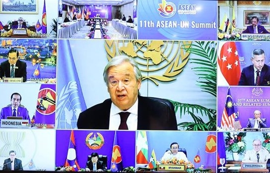asean un comprehensive partnership grows stronger than ever un chief
