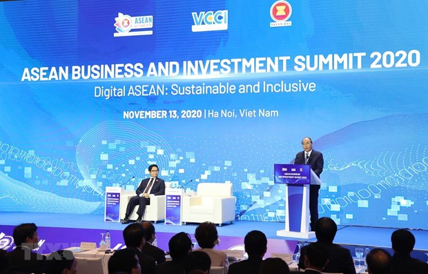 joint efforts from businesses needed for regional economic recovery pm