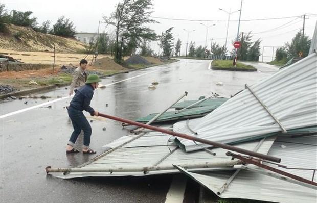 storm vamco wreaks havoc in central localities