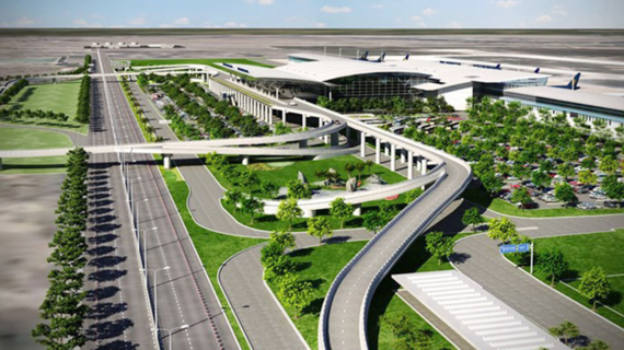 government approves first phase of long thanh int