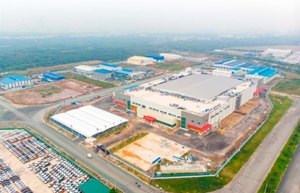 vietnam to see boom in supply of industrial property next year savills