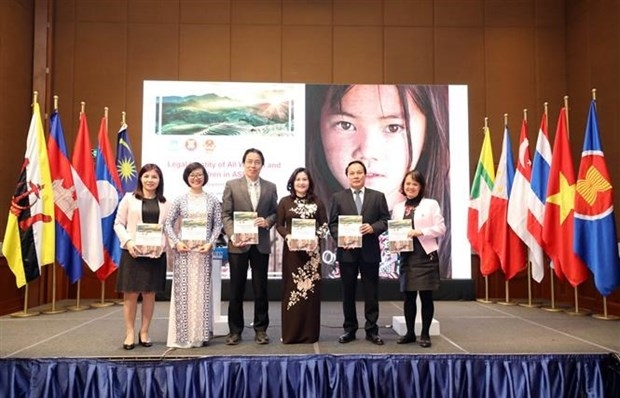 asean works to promote rights of women children