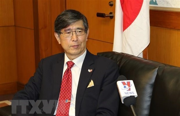 japanese ambassador to asean speaks of vietnams excellent role