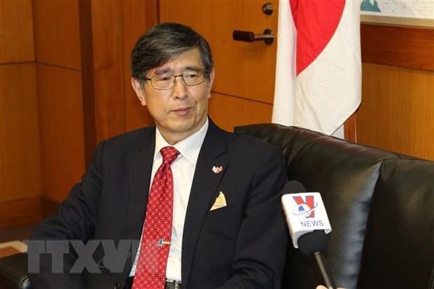 japanese ambassador to asean speaks of vietnams excellent role