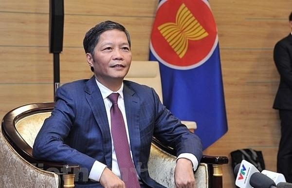 rcep offers an ideal economic model moit minister