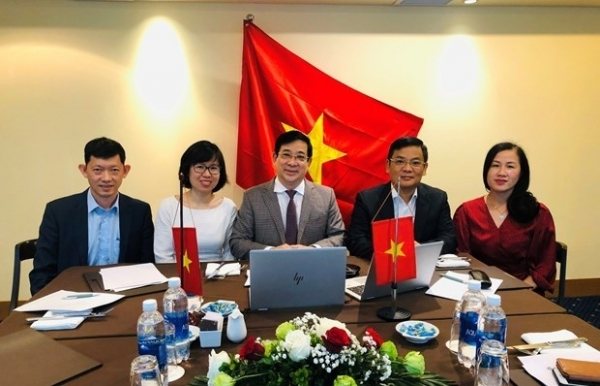 vietnam shares experience in combating covid 19