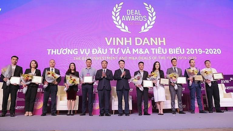 vietnam ma forum award winners for 2019 2020
