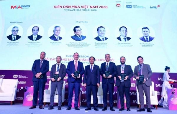 vietnam ma forum 2020 has welcomed 500 representatives photos