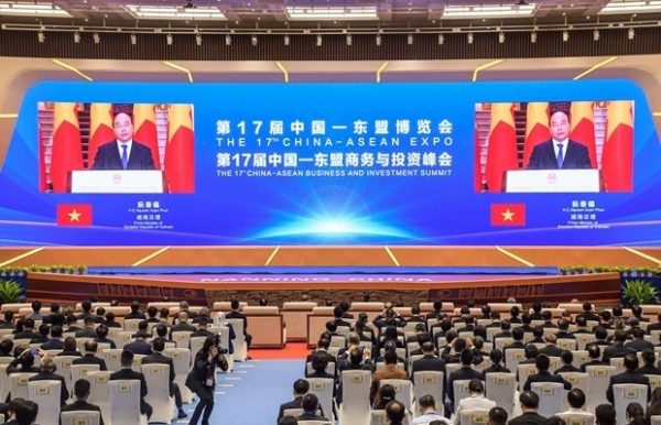 vietnam attends 17th china asean expo