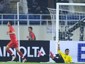 aff cup vietnam perform impressively philippines shock singapore