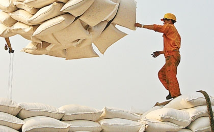 a hunger to drive global rice prices
