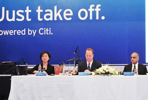 citibank vietnam launches travel credit card