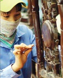 firms head to vietnam to avoid us wood tax