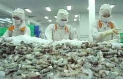 vietnams shrimp exports hit record high