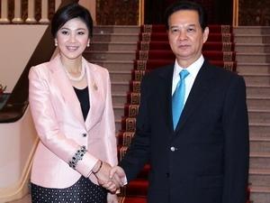vietnam thailand seek stronger cooperation