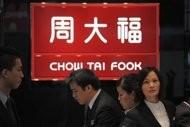 hong kong jeweller ipo raises less than expected